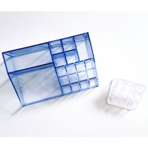 Acrylic Makeup Organizer Bundle